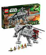 LEGO Star Wars 75019 The Clone Wars AT-TE – NIB - Retired! - $395.95