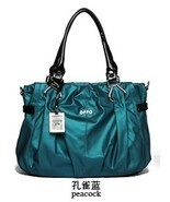 NWT Fashion Charming women's Shoulder Bag / Peacock - $65.00