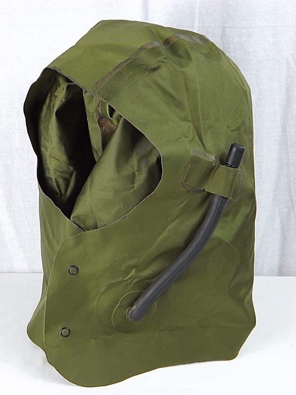 Primary image for Harris Mfg. Co. Inc. Inflatable Survival Hood 30003/1414S101-1 OD Green