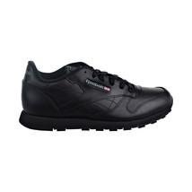 Reebok Classic Leather Big Kids' Shoes Black 50148 - $59.95