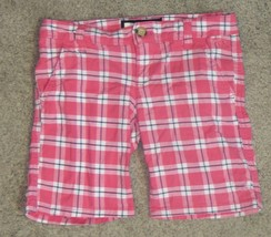 Avercrombie Kids Plaid Shorts Size 10 - $12.19
