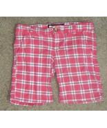 Avercrombie Kids Plaid Shorts Size 10 - $12.19
