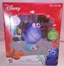 Disney Dora airblown Hinchable 1.1m M Iluminación LED pez Gemmy AIRE Sop... - $48.88