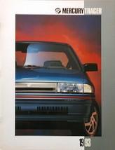1993 Mercury TRACER brochure catalog US 93 LTS HUGE - $9.00