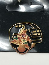 NHL Phoenix Arizona Coyotes VTG Logo Pin Helmet Coyote New NOS - $10.06