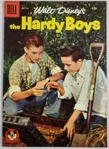 Walt Disney's The Hardy Boys #760 Dell Silver Age Comic Book 1956 - $89.08