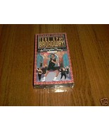 RICHARD SIMMONS TONE UP ON BROADWAY WORKOUT VHS Video NEW!! - $10.96