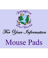 More INFO for my MOUSE PADS  (This is an INFORMATION Page ONLY) - $0.00