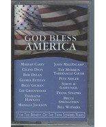 God Bless America Cassette Tape For The Benefit Of The Twin Towers Fund ... - $5.00