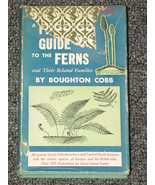 A Field Guide to the Ferns Boughton Cobb Peterson Field Guid - $2.50