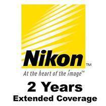 NIKON 2 YEAR Extended Warranty for CoolPix P510 S570 S710 S1000pj S1100pj