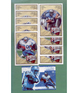 2005 Upper Deck Barry Sanders Football Heroes Set   - $30.00