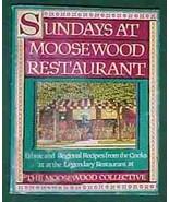Region Cookbook New York NY Moosewood Restauran... - $14.50
