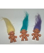 Mini Troll Magnets and Pin Set - $9.00