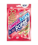 SweeTARTS Ropes Twisted Holiday Punch 3oz bag - Best By Date Oct 2021 - $2.99
