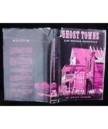 Ghost Towns Of British Columbia Canada Book Old West BC - $9.50