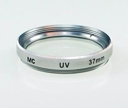 2 UV Filters for Canon DC50 HF-M30 HF-M300 HF-M31 HF-M32 HF-M36 HF-M306 ... - $10.72