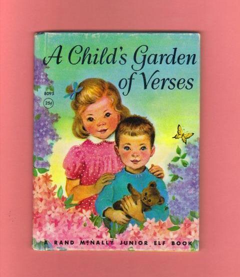 A Child's Garden of Verses, MCMLXII, Robert Louis Stevenson