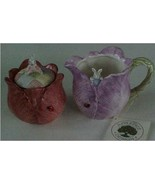 Spring Sugar and Creamer Set - $24.00