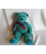 Ty Beanie Buddy Wallace the Bear Retired - $7.00
