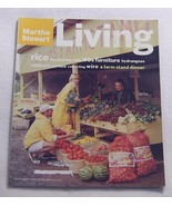 Martha Stewart Living Magazine September 1994 No 22 - $2.99