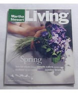 Martha Stewart Living Magazine Apr May 1994 No 19 - $5.99