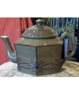 Treasured Home by Demdaco,  Teapot, New in Box - $43.00