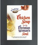 A Taste of Chicken Soup for the Christian Woman's Soul, New 2006 - $3.75