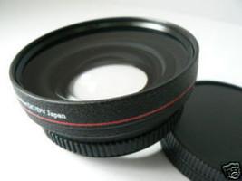 Wide Lens for Canon HF S30 HFS30 XA10 XF100 XF105 - $25.16