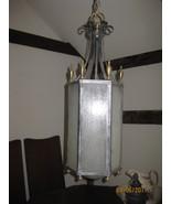 Gothic hanging lantern - $300.00