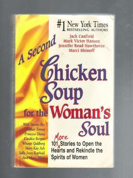 A Second Chicken Soup for the Woman's Soul, 1998