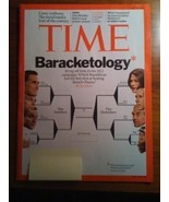 Time Magazine Baracketolgy Issue Fill Out the B... - $5.00