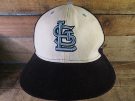 St Louis Cardinals Baseball Mlb New Era Fitted Size 7 Adult Cap Hat - $12.86