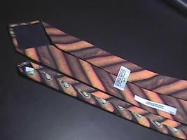 Ralph Marlin Neck Tie Cigar Money Band 1997 Cigar Bands on Black Background image 5