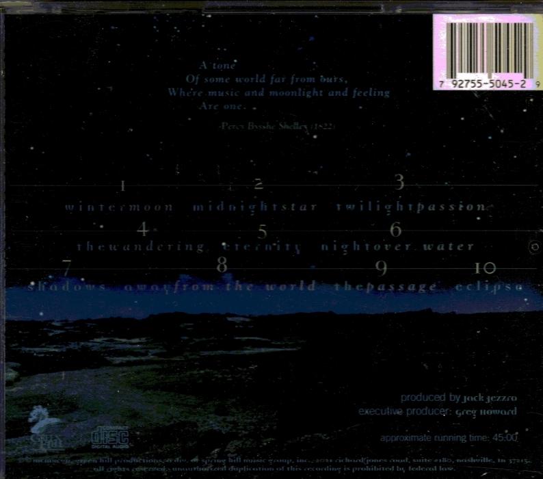 CD Midnight Moon Classic Music