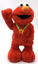 Tickle Me Elmo EXTRA SPECIAL Edition Sesame Street  14.5 Plush 2007 - $19.80