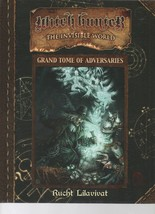 Witch Hunter: The Invisible World - Grand Tome of Adversaries - HC - 2008. - $7.35