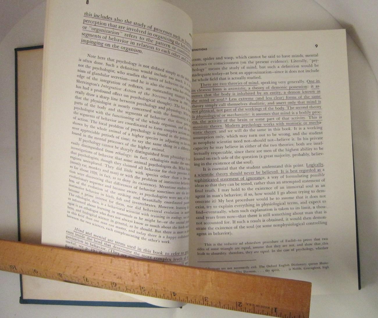essay on mind donald hebb Encuentra essays on mind de donald o hebb (isbn: 9780898590173) en amazon env os gratis a partir de 19.