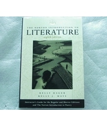 The Norton Introduction to Literature: Shorter Edition  - $6.95