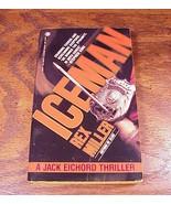 Iceman A Jack Eichord Thriller Paperback Book by Rex Miller - $2.95
