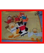 Fleece Baby Blanket Boy OR Girl Duck,Bear,Lion,Tiger,Monkey - $9.99