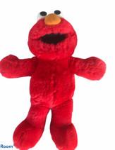 Vintage 1997 Sesame Street Talking Elmo Loves You Tyco Plush Works Perfe... - $27.01