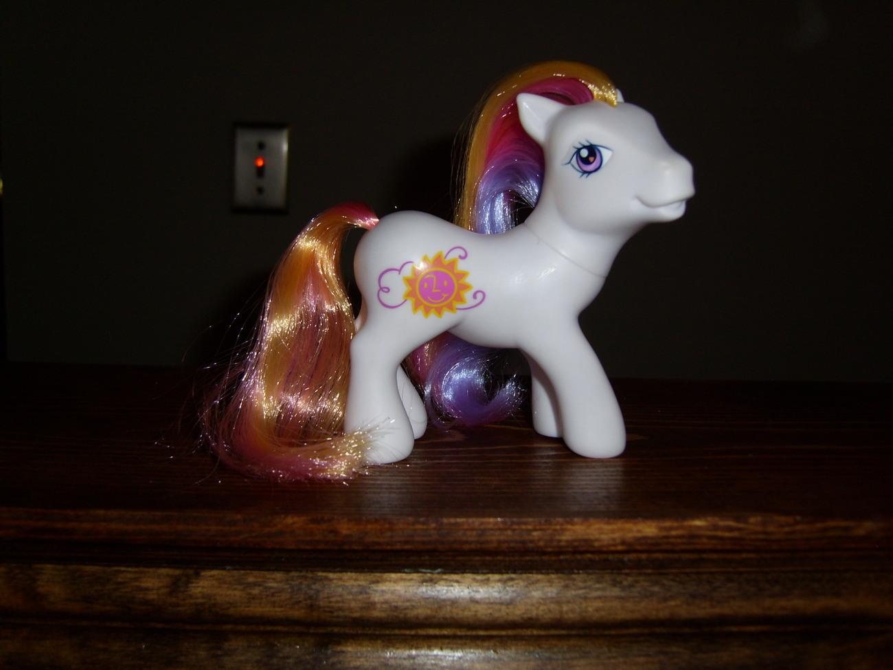 My little pony sunny daze iv