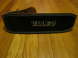 Valeo Leather Lifting Belt - $26.00