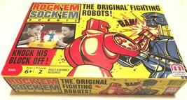2012 Mattel Games Rock Em' Sock Em' Robots The Original New - $39.59