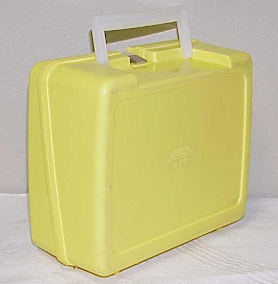 CALIFORNIA RAISINS - Vintage  Lunch Box