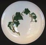 Vintage CALIFORNIA IVY Dinner Plate