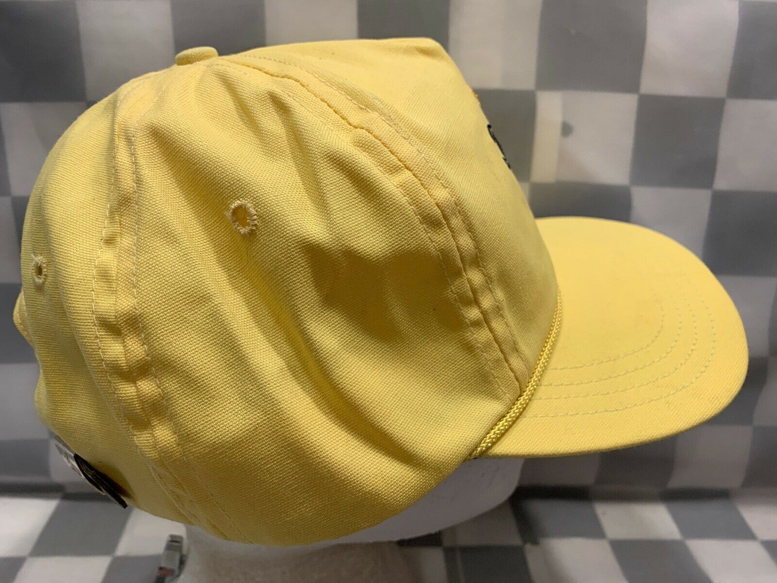 TURTLE BAY HILTON Hawaii Vinateg Made in USA Adjustable Adult Cap Hat image 4