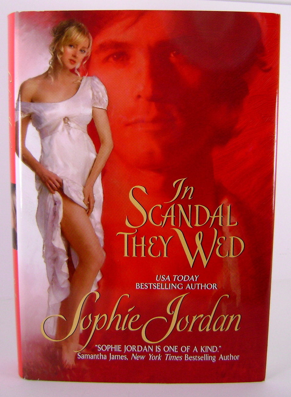 In Scandal They Wed By Sophie Jordan HC BCE