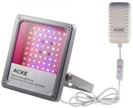 ACKE LED Grow Light Plant Light Full Spectrum For Seedlings Hydroponics ... - ₨2,259.46 INR